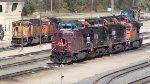 Galesburg Yard Diesel Facilities