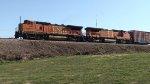 BNSF 547 & 537