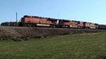 BNSF 5741, 9215 & 5351
