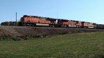 BNSF 5741, 9215 & 5351