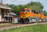 BNSF 5772 (NS #735 reroute)