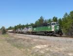 BNSF 8168 (NS #136)