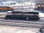 BNSF 9777