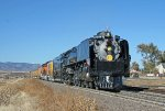 844 roars through Sedalia, CO on October 30.