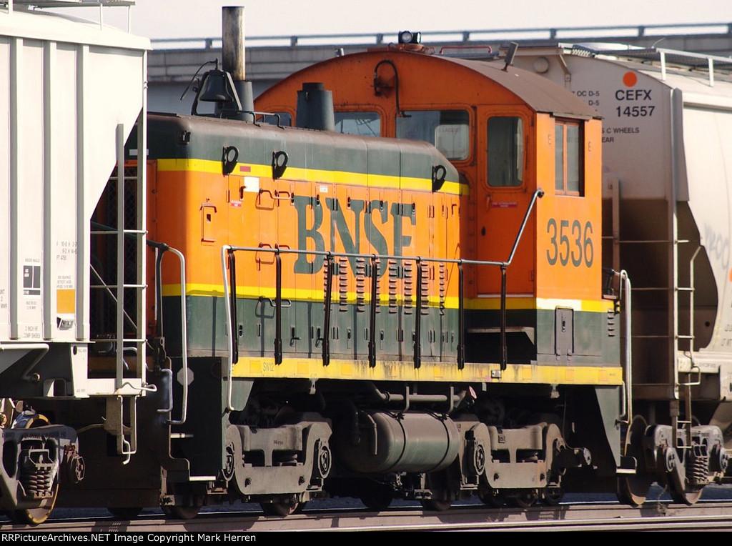 BNSF 3536