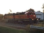 BNSF 2662