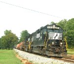 NS'S Alabama Divission N-Line District