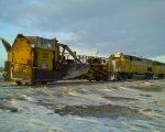 CNW Snow Plow