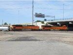 BNSF 9279 and BNSF 9330