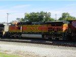 BNSF C44-9W 4443