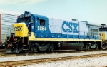 CSXT 5854