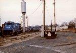 Conrail # 1935 in 1992