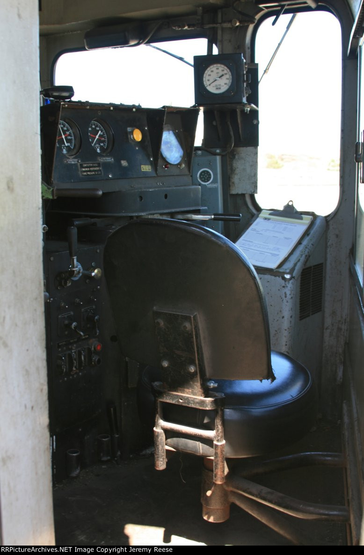 LSRC 281 cab shot