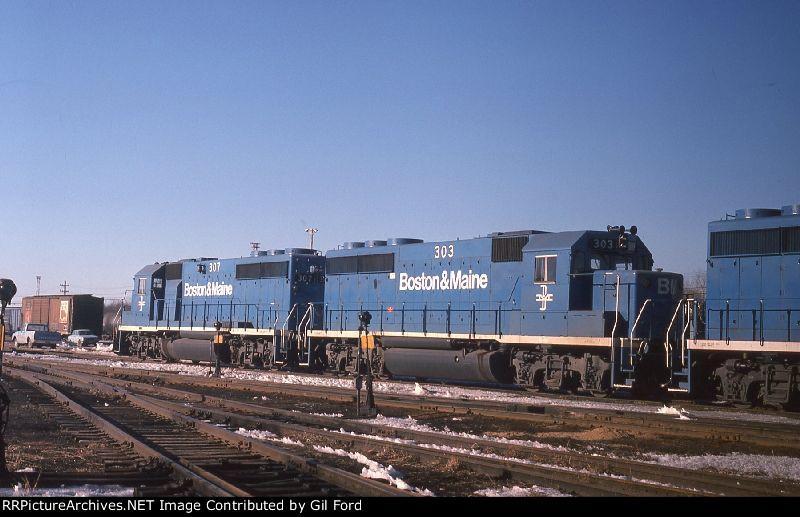 B&M 303-307