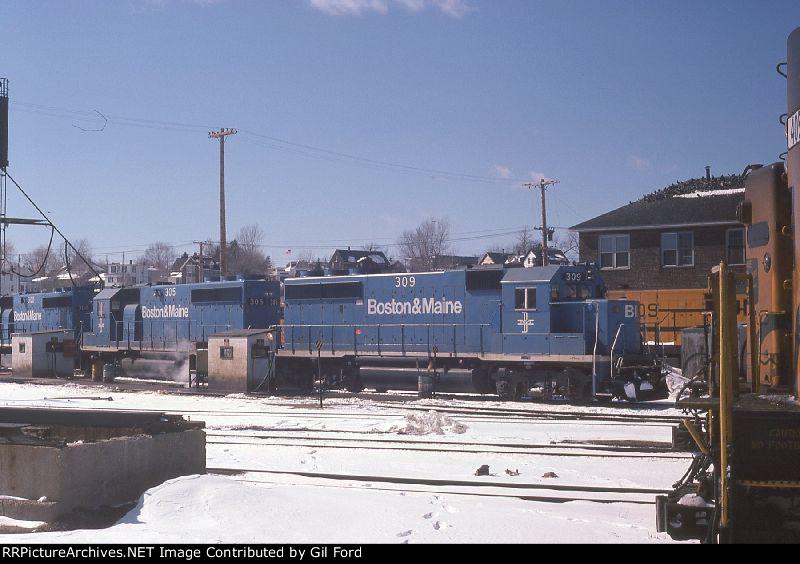 B&M 300-305-309