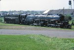 Missabe Yellowstone 2-8-8-4 preserved at Proctor MN in 1994.