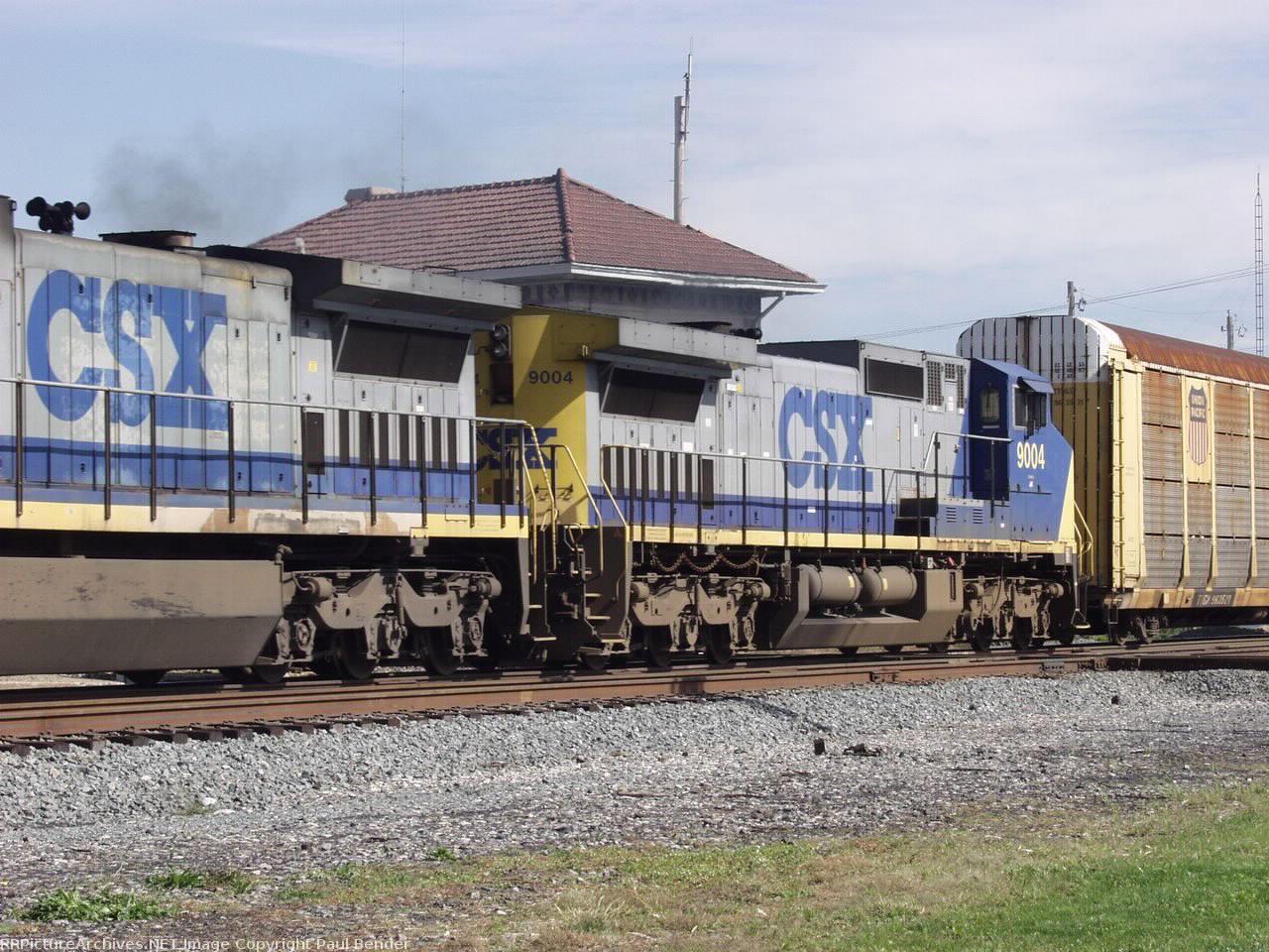 CSX 9004
