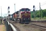 BNSF 664