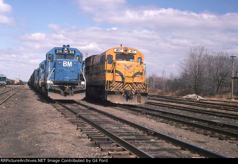B&M 317; MEC 407