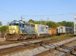 CSX 6457 H792 working B&O yard