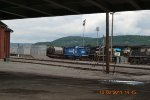 NORFOLK SOUTHERN YARD SHOT