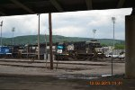 NORFOLK SOUTHERN YARD SHOT 2