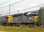 CSX 8414