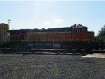 BNSF ES44DC 7624