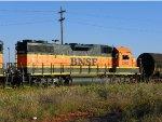 BNSF GP38-2 2262