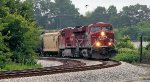 Canadian Pacific power in the deep south