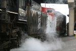 SOO 2719 blasting a bit of steam