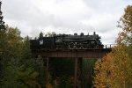 SOO 2719 crossing Little Sucker River