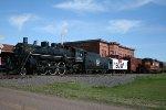 SOO 2719 and DMIR 193 both at the depot