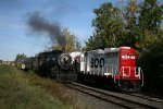 Both old engines look great