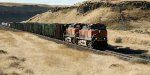 BNSF 1118 north (EB)