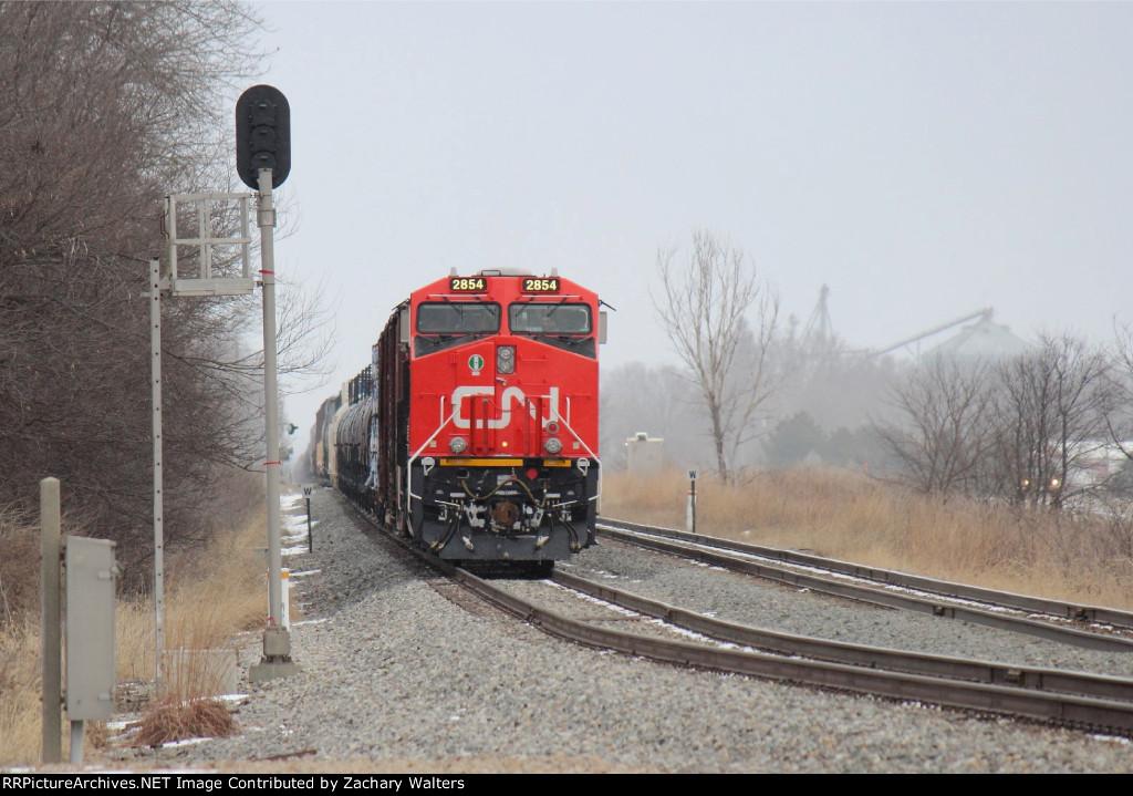 CN 2854