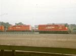 CP Train at Gary