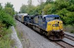 CSX 696 Southbound at SD Cabin