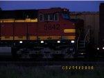 BNSF C44-9W 5842