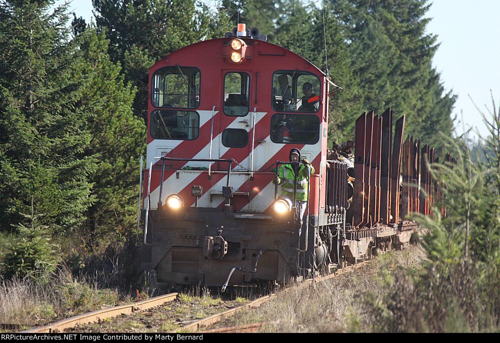 STC 1201 Pulling