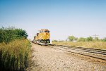 BNSF C44-9W 5327