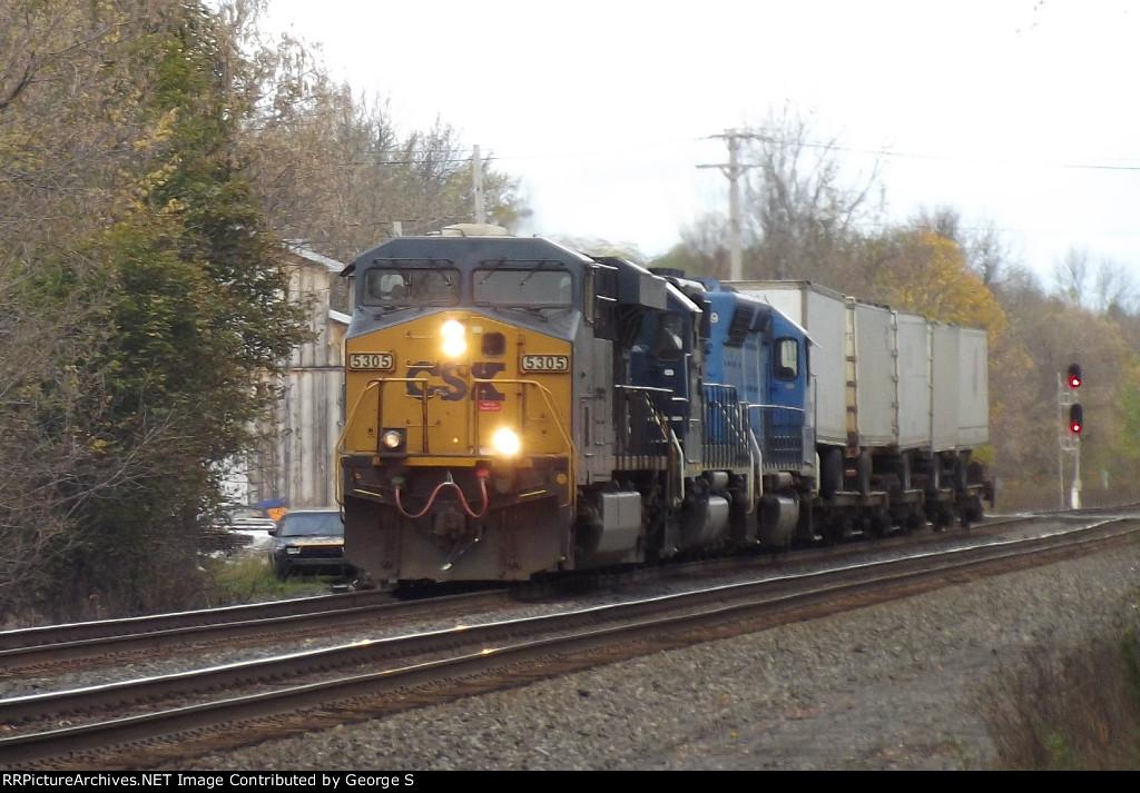 Train #6