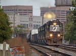NS P26 melting the capital dome as it roars towards East Point