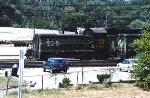 BN 236, former Frisco Yard?