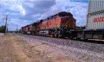 BNSF 6667 new es44c4