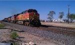 BNSF 4863 eb