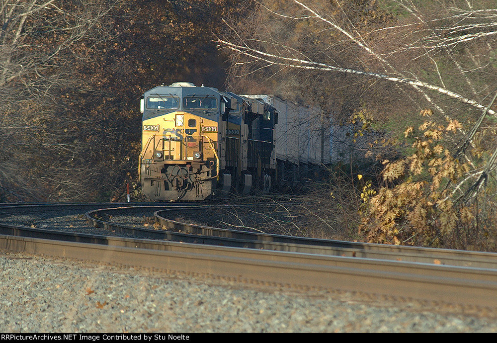 TOFC/TOSC Eastbound on the B & A