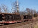 SP 508602, Rail
