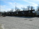 GEORGIA CENTRAL YARD.