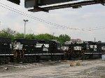 NS Dillerville Yard